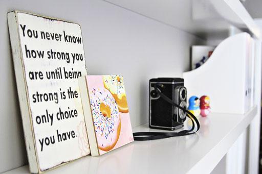 Unique office decorating ideas via lilblueboo.com #decor #office #diy #homedecor #organization #thrifting