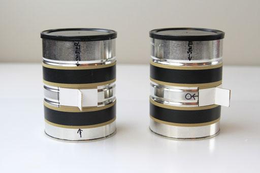 Making Oatmeal Box or Coffee Can Pinhole Cameras