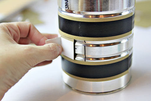 Making Paint Can or Coffee Can Pinhole Cameras (pinhole shutter design)