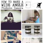 Making a Wide Angle Pinhole Camera via lilblueboo.com