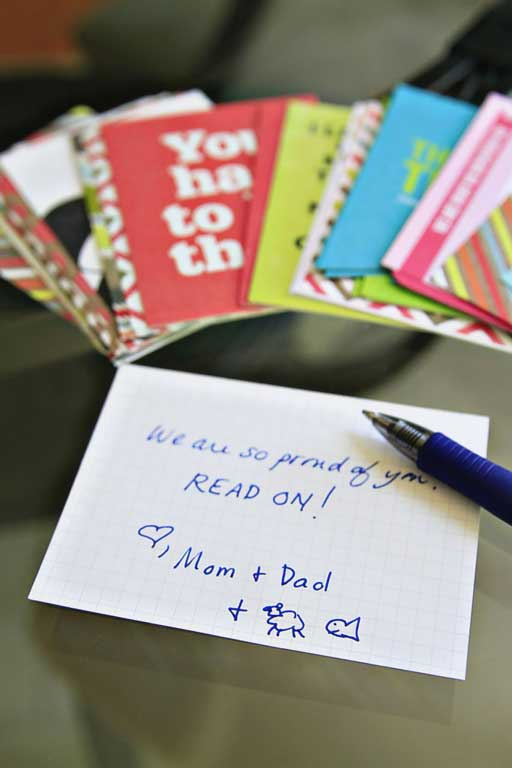 Lunch Box Love (Journaling Cards as lunch notes) via lilblueboo.com #backtoschool #schoollunch #lunchnotes #journalingcards