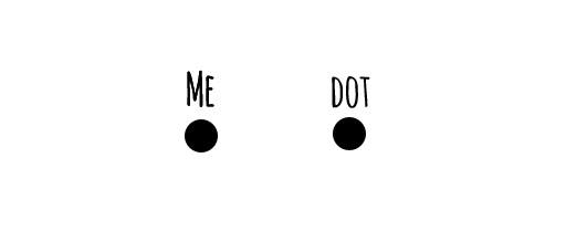 The story of Dot via lilblueboo.com