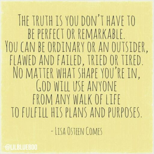 The story of Dot (the truth is you don't have to be perfect...) via lilblueboo.com #quote