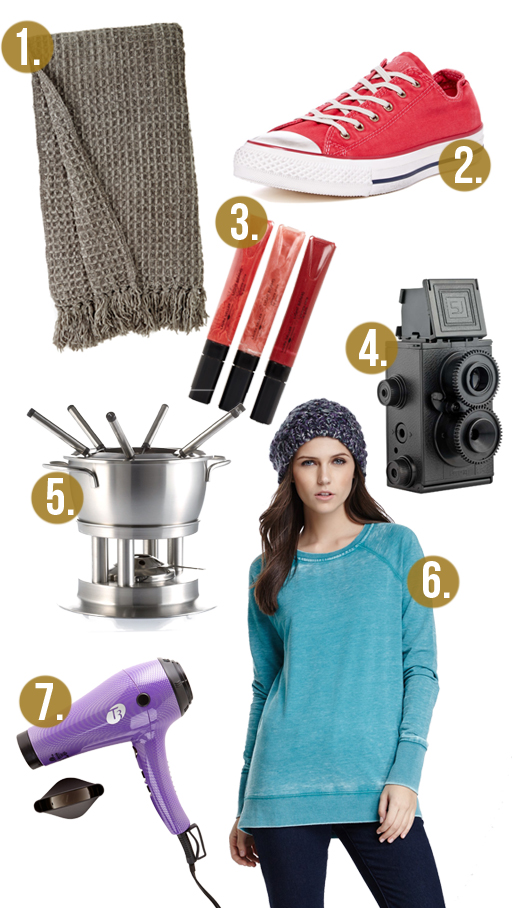 Gift Ideas for Her! My HauteLook Holiday Wishlist via lilblueboo.com