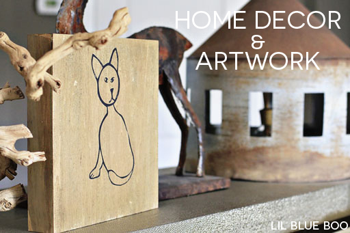 preserve children's artwork making meaningful gifts via lilblueboo.com