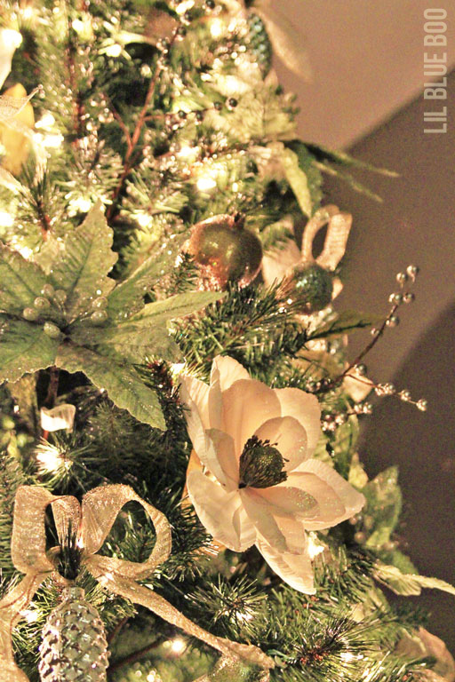 Michaels Dream Tree Challenge #christmas #JustAddMichaels via lilblueboo.com
