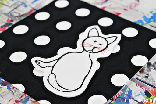 Custom Screen Printing Throw Pillows via lilblueboo.com