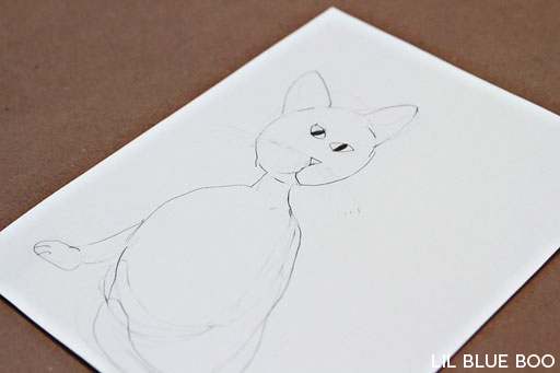 turn children's artwork into gifts via lilblueboo.com