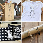 Turn Children's Artwork into Gifts