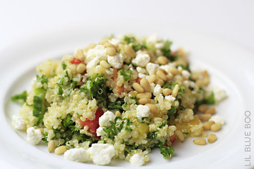 Quinoa Salad Ingredients Costco