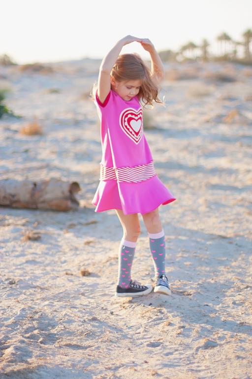 LBB January Dress of the Month via Ashley Hackshaw / lilblueboo.com