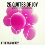 25 Quotes of Joy
