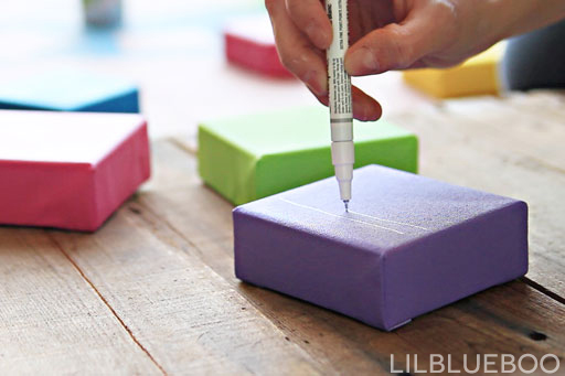 Make mini canvases with quotes #quote #tutorial #diy #raok