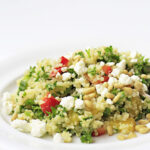 My Quinoa Tabouli (or Tabouleh) Recipe
