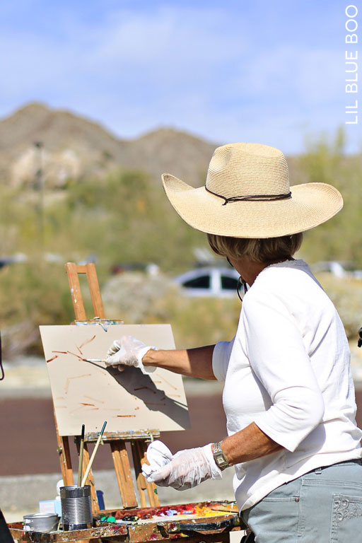 Diane McClary Painter Plein Air