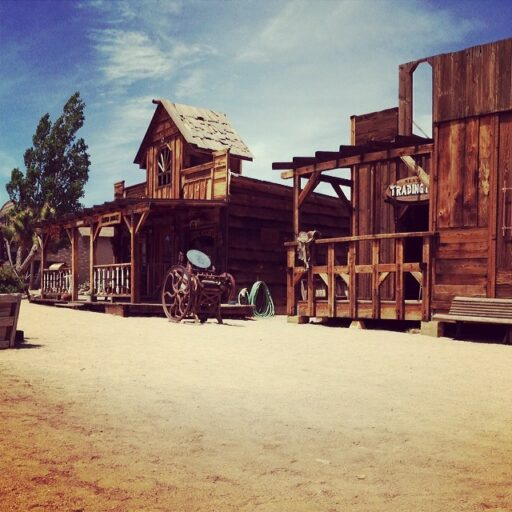 Pioneertown and Pappy & Harriet's