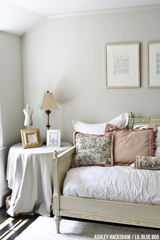 Calm and Peaceful Nursery - Restoration Hardware