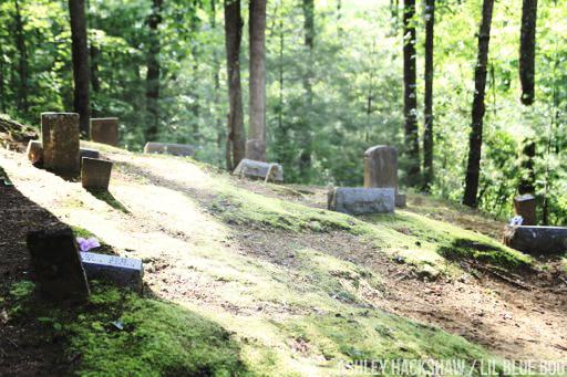 North Shore Cemeteries - Fontana Dam
