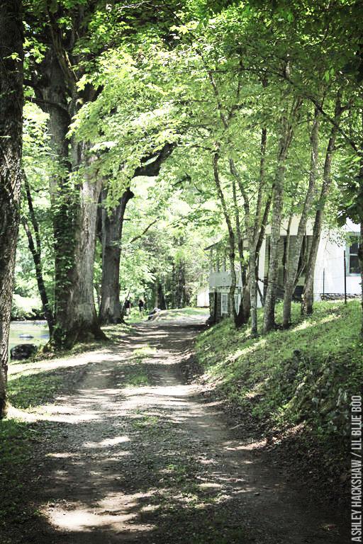 The Calhoun House - Town of Proctor - Horace Kephart