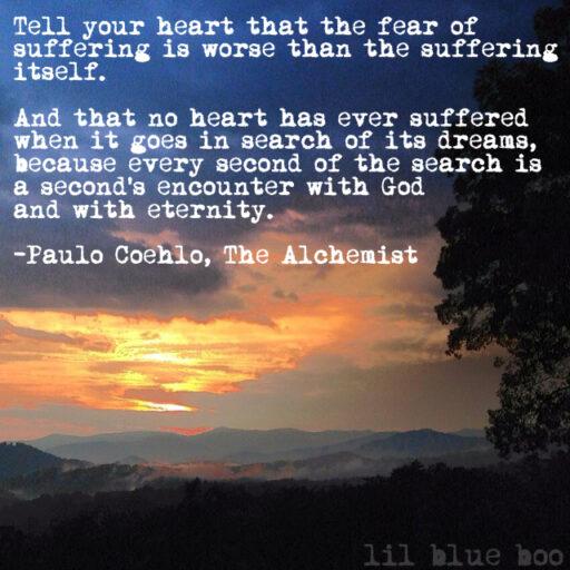 The Alchemist Quote #quote