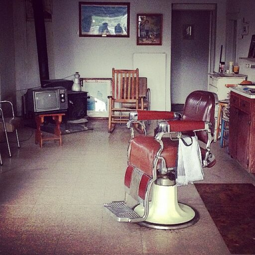 Barber Shop in Bryson City, NC - Buford's Barbershop  - just like Mayberry