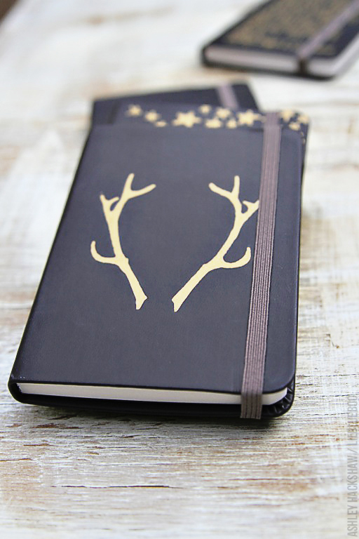 How to make a customized journal gift