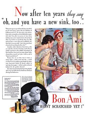 Bon Ami Ad