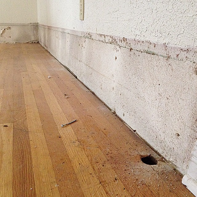 how to turn on old baseboard heaters