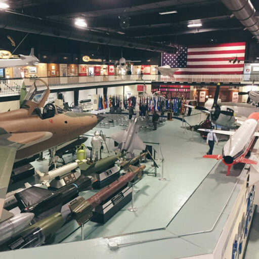 Air Force Armament Museum at Eglin