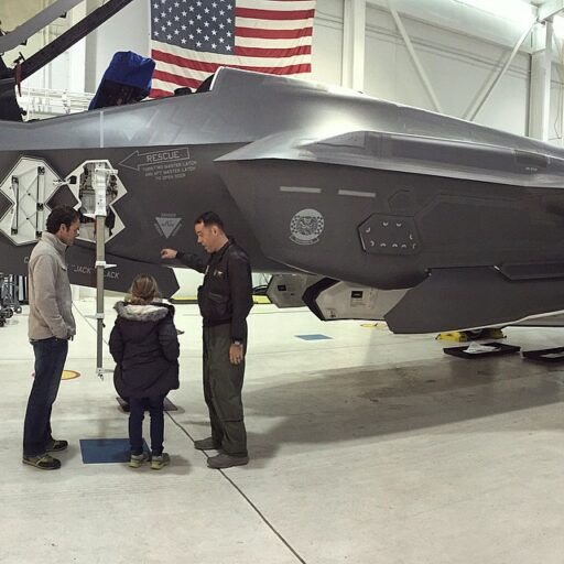 The F-35 Lighting II - Eglin