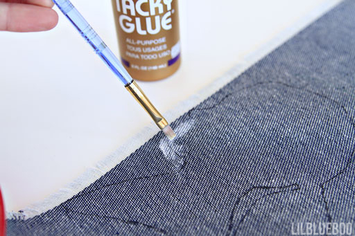 what to do with old denim