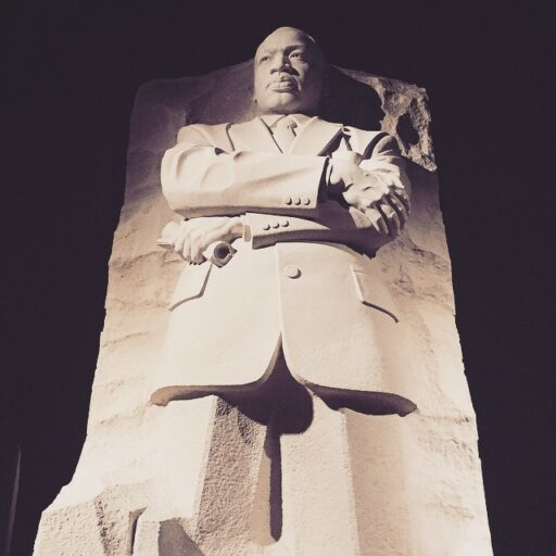Martin Luther King Memorial DC