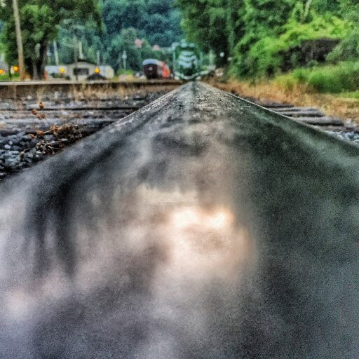 Sunset View - Great Smoky Mountains Railroad