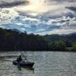 Kayaking on Fontana