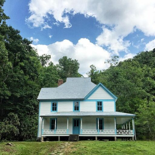 Cataloochee Caldwell House