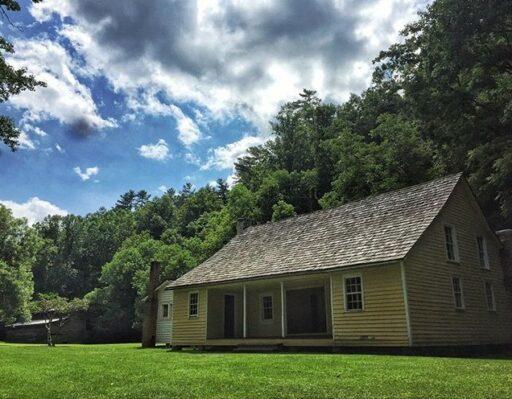 Cataloochee - Great Smoky Mountains Palmer House