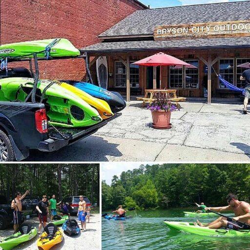 Crossfit Bryson City on Fontana Lake - Bryson City Outdoors