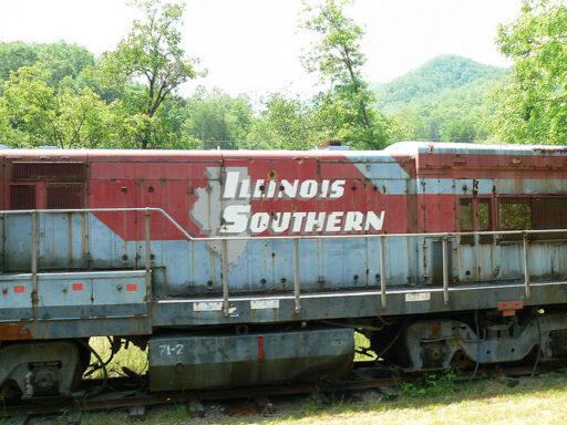 The Fugitive Train Wreck Dillsboro NC