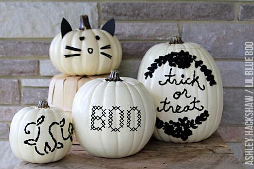 unique pumpkin decorating jack o lantern