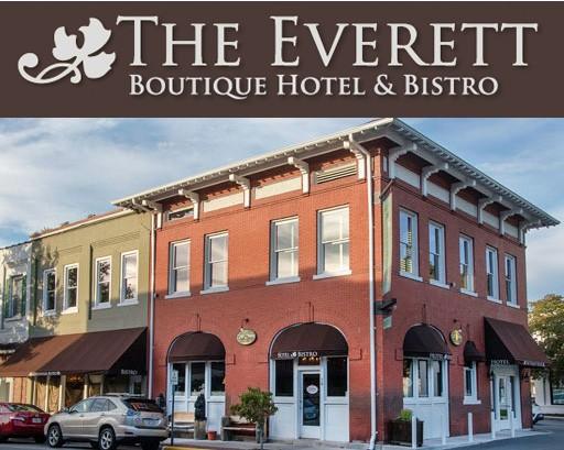 The Everett Hotel and Bistro Bryson City, NC