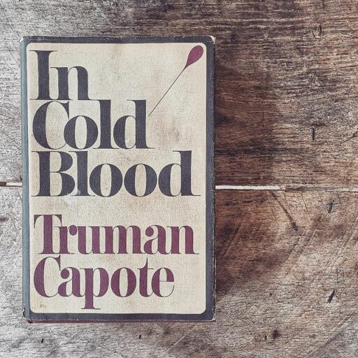 First Edition In Cold Blood Truman Capote