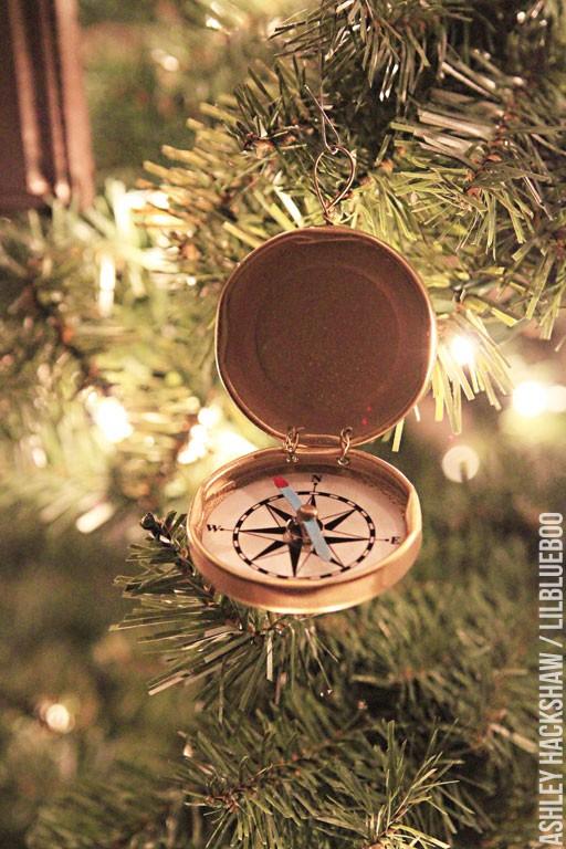 DIY Christmas Craft Ornaments