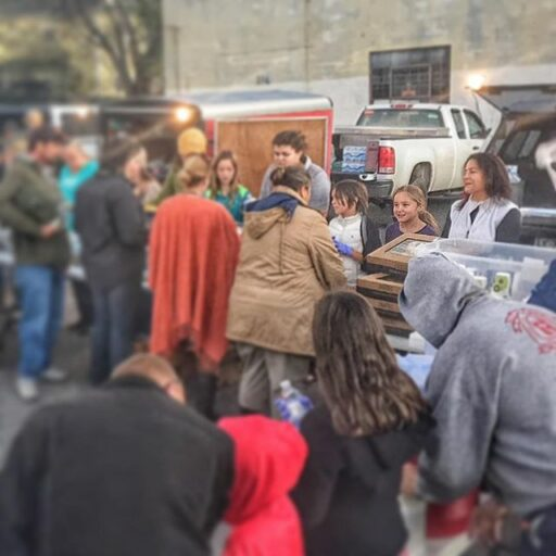 Homeless Outreach in Asheville - With an Open Heart