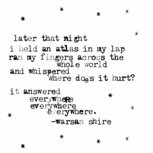 quote by warsan shire