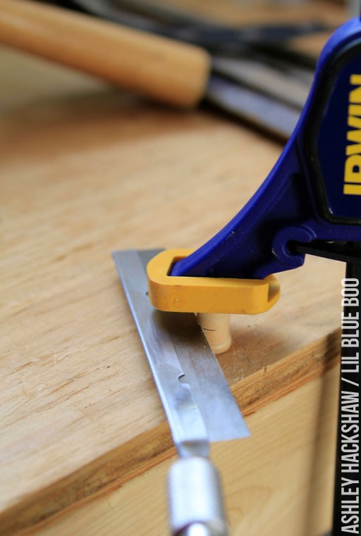 Making a DIY ornament - ideas for wood spools