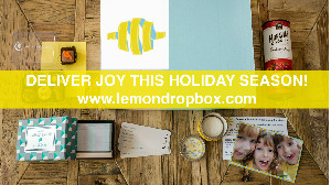 Lemon Drop Monthly Gift Boxes
