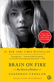 best memoirs - brain on fire