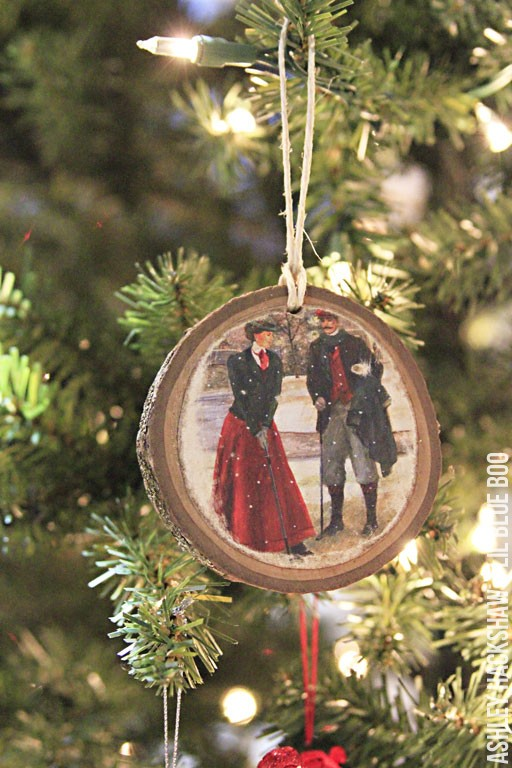 Recycle your Christmas cards into gift tags for next year