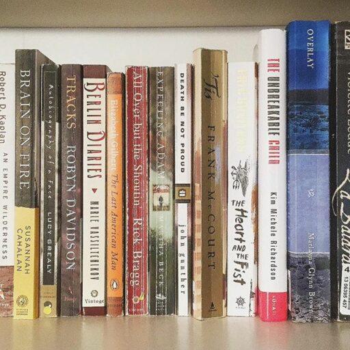 Memoir Book List - The Best Memoirs I Read Last Year