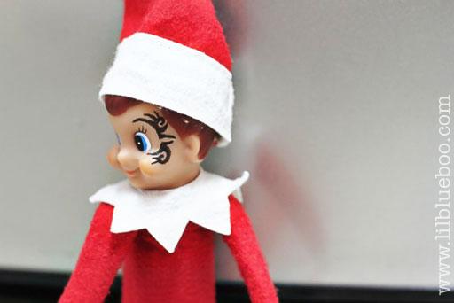 That Time I Did Elf on the Shelf - Ashley Hackshaw / Lil ...